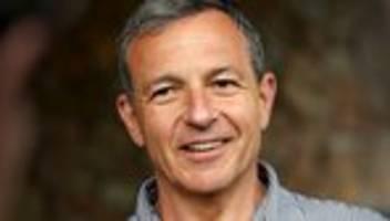 Walt Disney Company: Disney-Chef Bob Iger tritt überraschend zurück