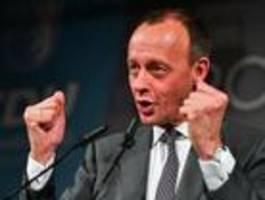 Merz greift Ramelow wegen Ministerpräsidenten-Kandidatur an