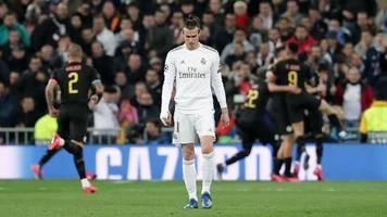 Champions League: Real Madrid vor dem Aus – Lyon überrascht Juventus und Ronaldo