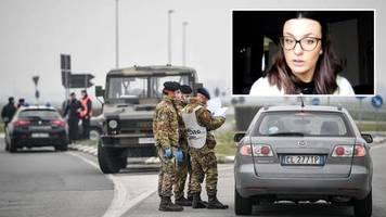 Zwischen Angst und Panikmache: Coronavirus: Das erschreckendste sind die Hamsterkäufe – junge Italienerin schildert Lage in Turin