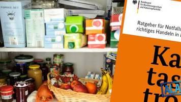 Checkliste zum Herunterladen: Auch ohne Coronavirus: Diese Notvorräte sollten Sie immer im Hause haben