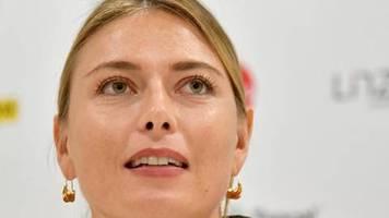 ehemalige nummer eins: «sage goodbye» - tennisstar scharapowa beendet karriere