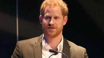 Britsiche Royals: Prinz Harry will mit Vornamen angesprochen werden