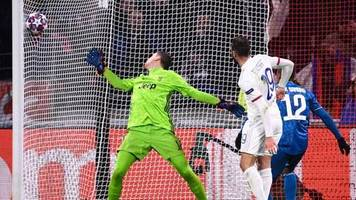 Champions League: Real vor dem Aus - Lyon überrascht Juventus und Ronaldo