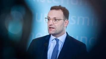 Covid-19: Gesundheitsminister Spahn sieht Deutschland am Beginn einer Coronavirus-Epidemie