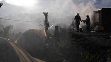 Tausende Demonstranten: Streiks auf griechischen Inseln gegen den Bau neuer Lager
