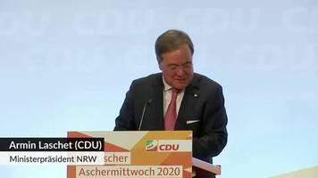 Video: Laschet: will es machen