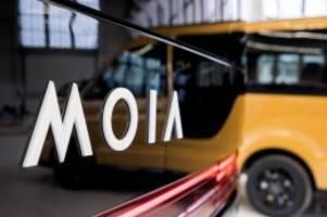 kommunen: moia-fahrdienst weitet angebot am hamburger stadtrand aus