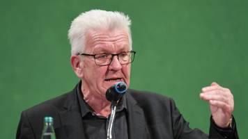 Bauernproteste: Kretschmann fordert Gesellschaftsvertrag