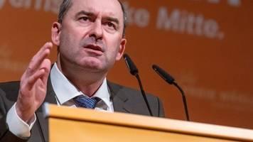 Freie-Wähler-Chef Aiwanger umschmeichelt Landwirte