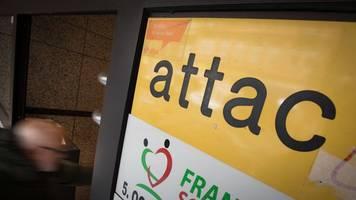 prozess um attac-gemeinnützigkeit: kritik am finanzhof