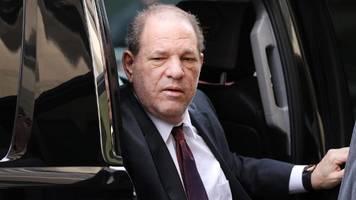 Harvey Weinstein: Ex-Hollywoodmogul ist nach Urteil Insasse 06581138Z