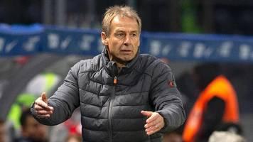 Jürgen Klinsmann attackiert Bundesligist Hertha BSC und Manager Michael Preetz