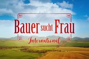Bauer sucht Frau International 2020: Diese Bauern machen mit