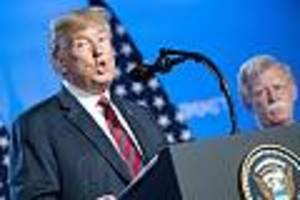 """Reaktion auf nervöse Märkte - Trump relativiert Coronavirus-Ausbruch: Problem wird bis April """"verschwunden sein"""""""
