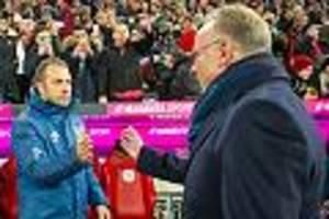 Nach Sieg bei Chelsea - Bayern unter Flick nicht aufzuhalten: Warum Rummenigge seinen Trainer halten will