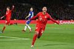 """Sportwelt verneigt sich vor Bayern-Star  - Pressestimmen nach Bayern-Triumph: """"Serge Gnabry, der Tor-King von London"""""""