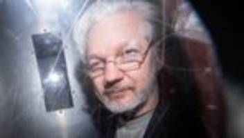 julian assange: lebendig begraben