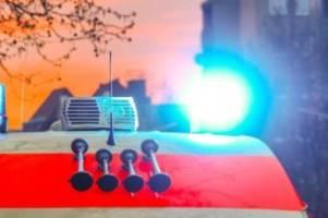 Verkehr: Unfall mit zwei Verletzten: Stau auf Landsberger Allee
