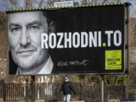 Slowakei: Signal an die Wähler