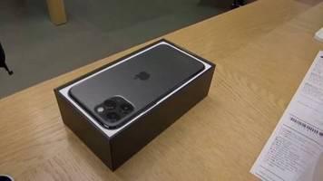 Video: Virus könnte Zeitplan für neues iPhone gefährden