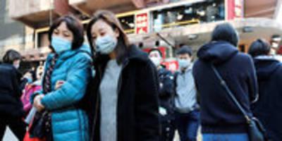 """Geld vom Staat wegen Coronavirus: Hongkong verteilt """"Helikoptergeld"""""""