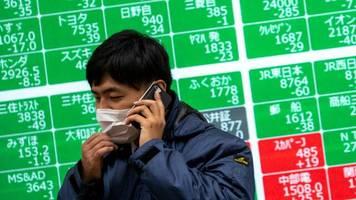 Nikkei, Topix & Co: Wachsende Pandemie-Sorgen belasten asiatische Börsen