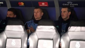 Real-Pleite gegen Man City - Zidane zu Kroos-Reservistenrolle: Taktische Entscheidung