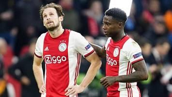 Europa League: Ajax Amsterdam fliegt raus – Man United schießt FC Brügge ab