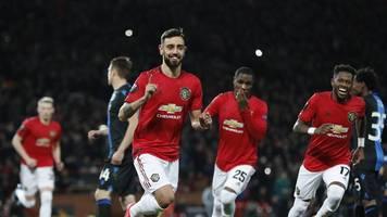 Europa League: Favoriten-Trio im Achtelfinale - Ajax ausgeschieden