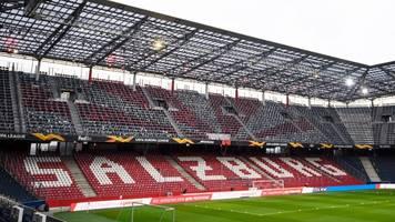 Wegen Orkanwarnung: Europa-League-Spiel von Eintracht Frankfurt abgesagt