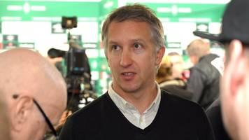 Werder Bremen: Baumann will nicht zurücktreten - Filbry verlängert
