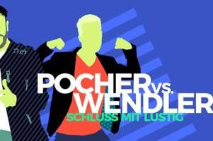 Pocher vs. Wendler - Schluss mit lustig: Termin, Ablauf, Moderatorin, Übertragung im TV und Stream