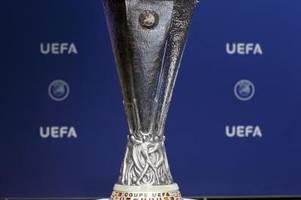 Europa League, Achtelfinal-Auslosung live im TV und Stream: Termin, Uhrzeit, Übertragung, Mannschaften im Topf