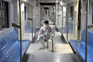 Coronavirus: 22 Corona-Tote im Iran - auch Zahl der Infizierten steigt weltweit