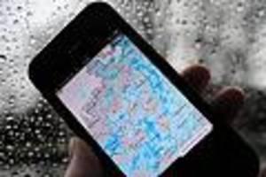frequenzen kommen sich in die quere - macht 5g mobilfunk die wettervorhersage kaputt?