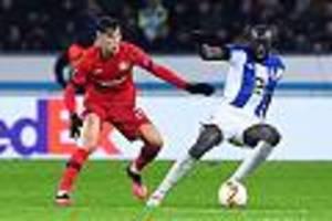 Europa League, Zwischenrunde - FC Porto gegen Bayer Leverkusen im Live-Ticker: Ohne Volland ins Achtelfinale?