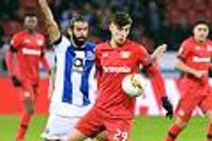 Europa League im Live-Stream - So sehen Sie Porto gegen Leverkusen live im Internet