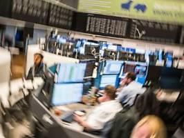 Virus-Angst am Aktienmarkt: Dax rauscht mehr als fünf Prozent ins Minus