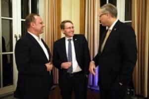 CDU-Führung: Daniel Günther spricht sich für Armin Laschet aus