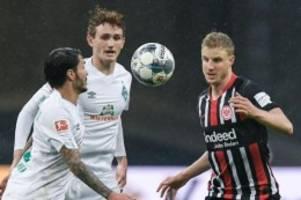 Fußball: Bundesliga-Spiel Bremen gegen Frankfurt wird verschoben
