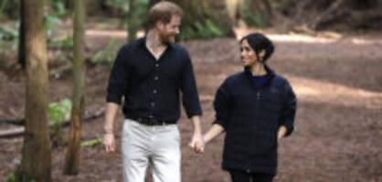 Sicherheitskosten: Kanada entzieht Harry und Meghan Polizeischutz