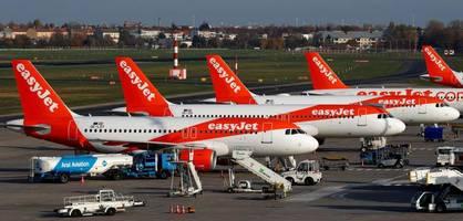 So reagieren Easyjet, Airbus, Lufthansa und British Airways