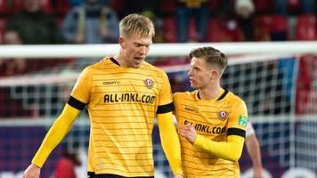 2. Liga am Freitag: Dresden mit Auswärtserfolg - Wichtiger Sieg für Nürnberg