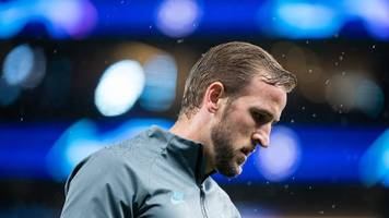 Champions League - Vor Leipzig-Rückspiel: Tottenham-Star Kane im Aufbautraining