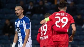 Europa-League-Achtelfinale: Leverkusen gegen Glasgow - Wolfsburg trifft auf Donezk
