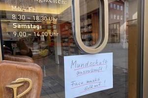 Coronavirus in Augsburg: Mundschutz ausverkauft, Veranstaltungen abgesagt
