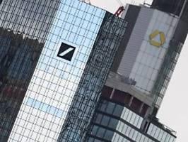 ungemach durch coronavirus: deutschlands banken fürchten sturm