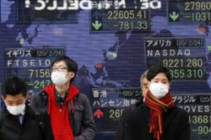 Infektionen: Coronavirus: Börsen in Panik – Linder fordert Maßnahmen