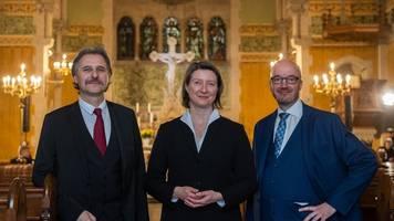 bischofswahl der sächsischen landeskirche begonnen